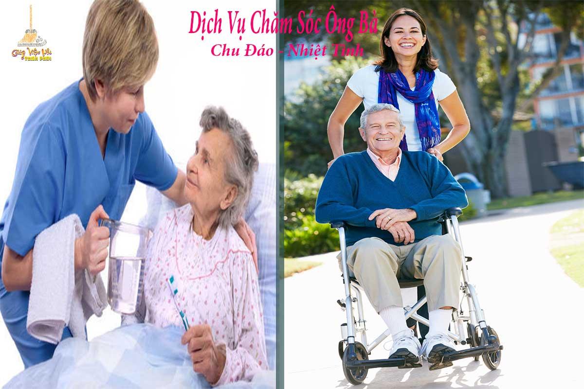 Dịch vụ chăm sóc người già mang đến nhiều lợi ích cho người chọn và sử dụng dịch vụ