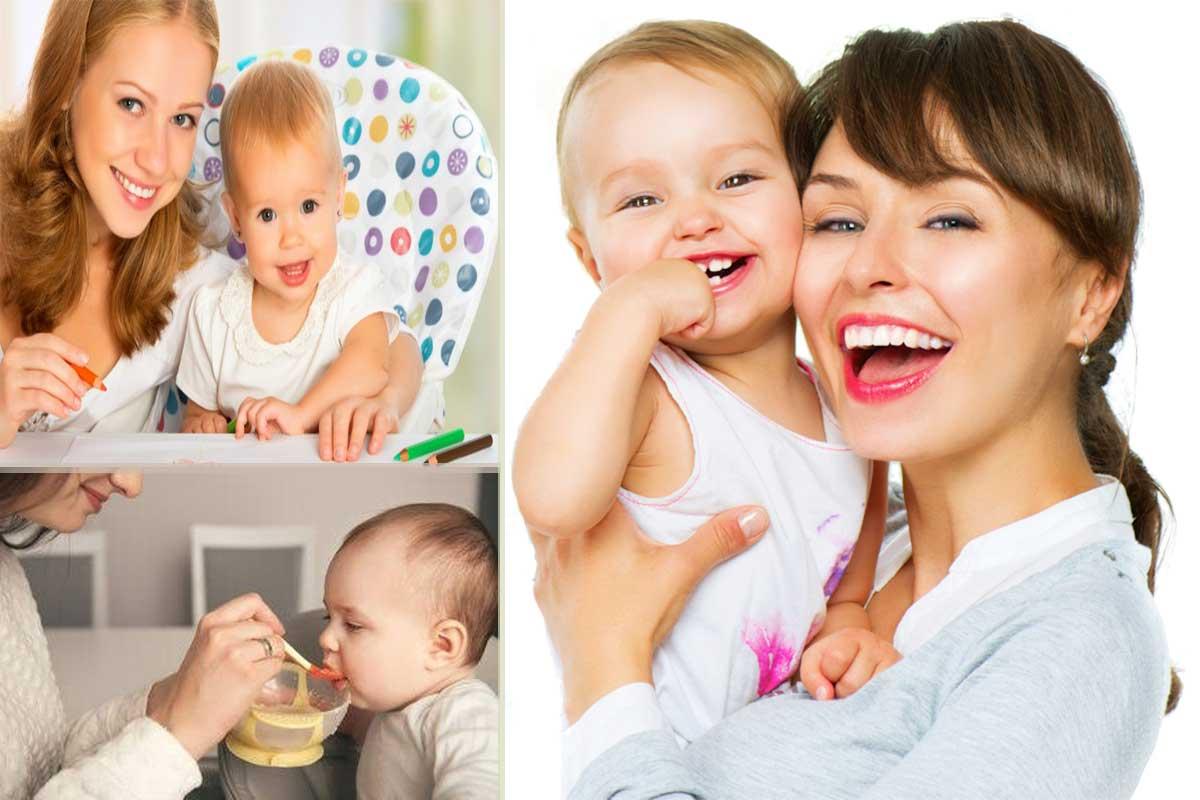 Yêu thương và kiên nhẫn với trẻ là tiêu chí nên ưu ái số 1