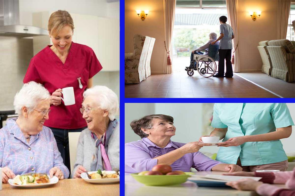 Dịch Vụ Thuê Người Chăm Sóc Ông Bà Cụ Tại Nhà