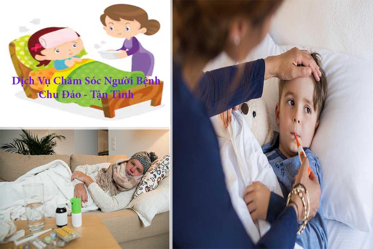 Dịch vụ chăm sóc người bệnh chu đáo tận tình