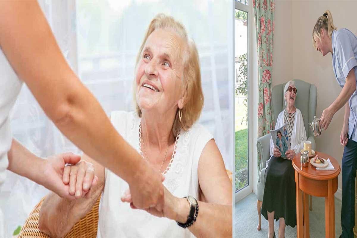 Nhân viên chăm sóc người cao tuổi tại nhà có lý lịch rõ ràng và có kinh nghiệm lâu năm