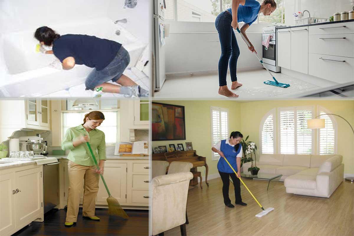 Giúp việc nhà – sự hỗ trợ cần thiết trong cuộc sống