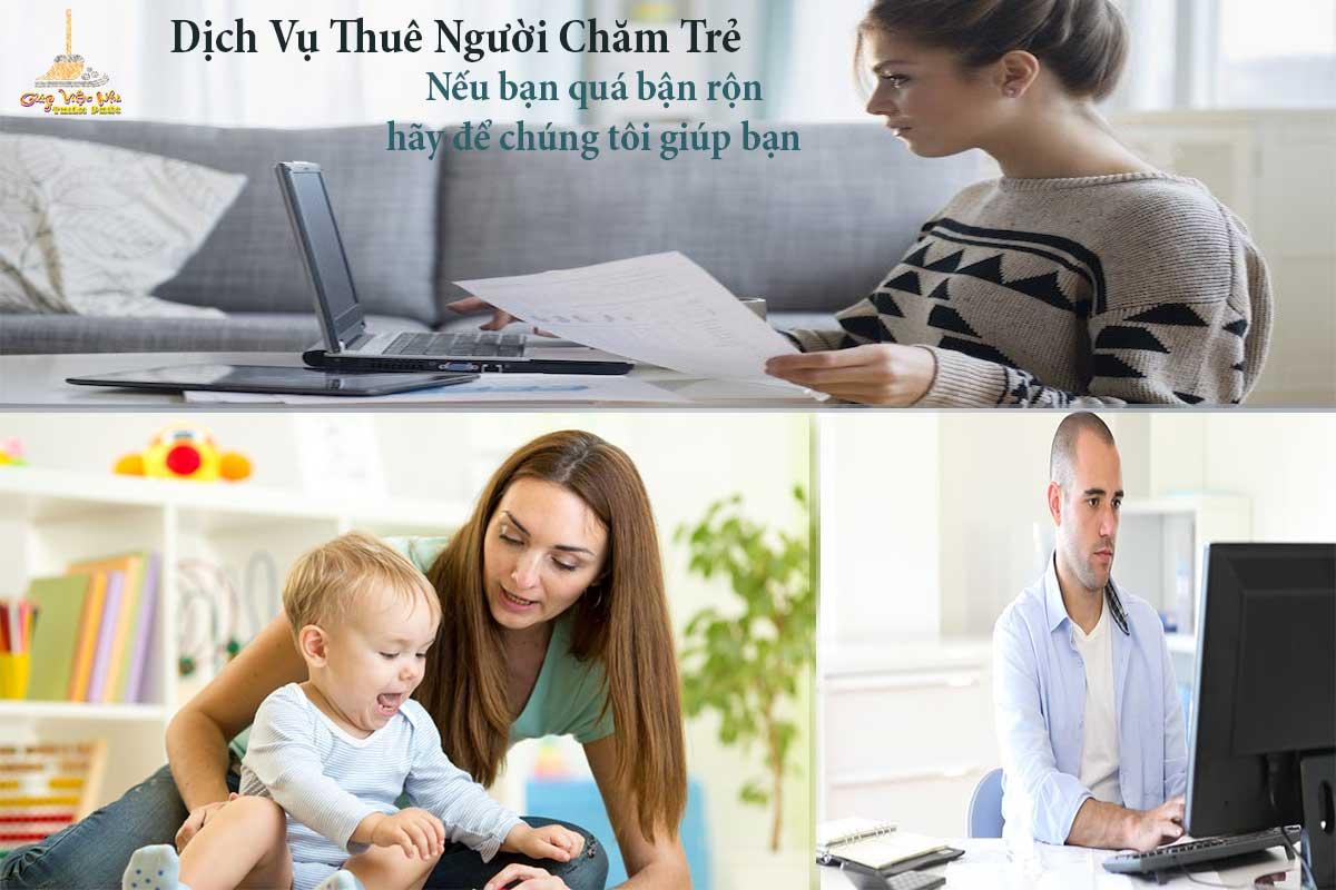Bận rộn với công việc nhiều cha mẹ không còn nhiều thời gian để chăm sóc tốt cho đứa con của mình