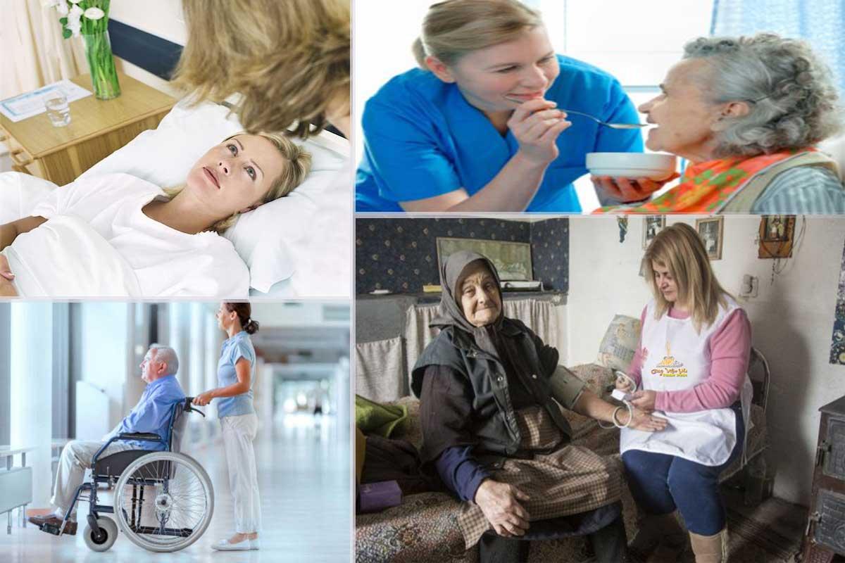 Sử dụng dịch vụ nuôi bệnh khiến người bệnh mau hồi phục