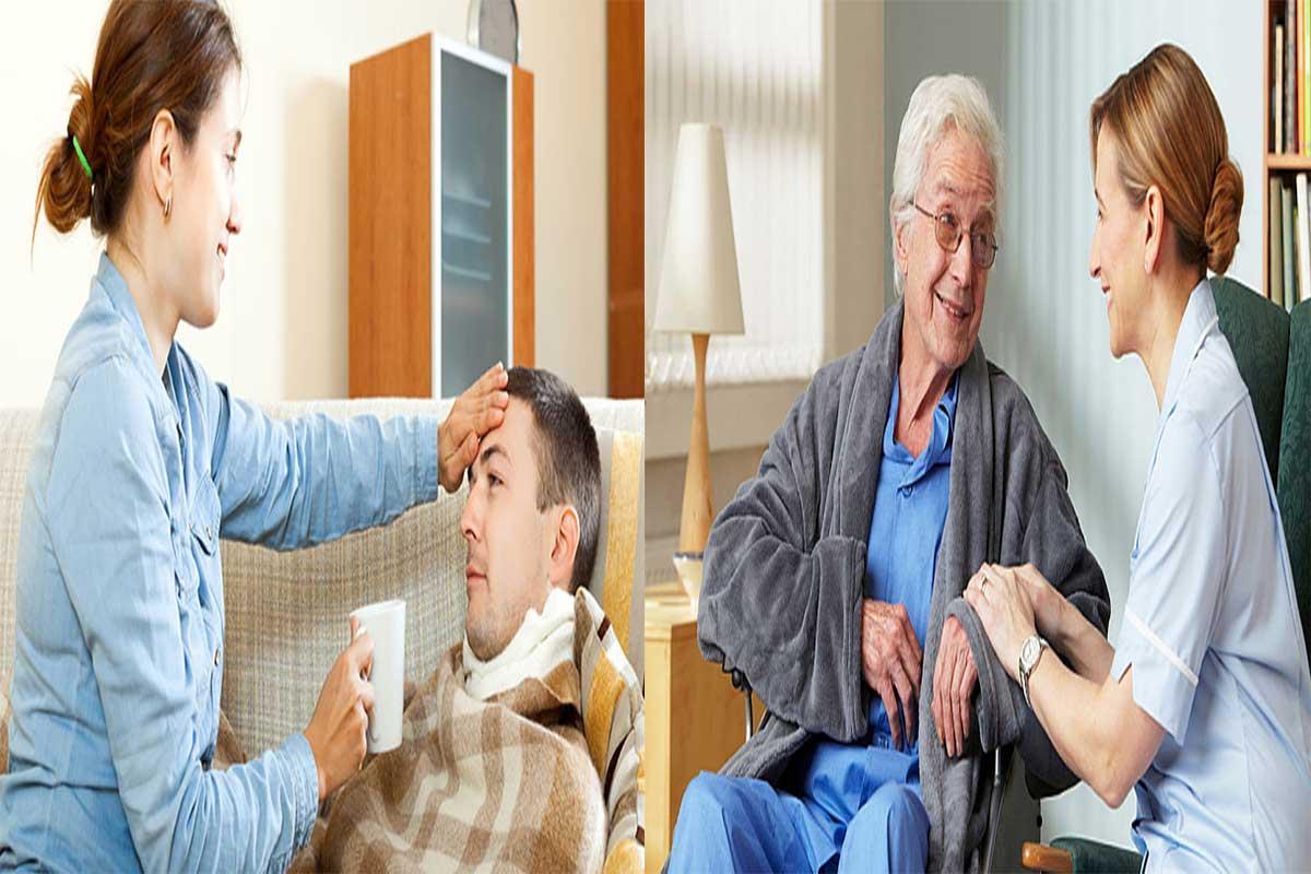 Người bệnh được nhân viên chăm sóc nhiệt tình