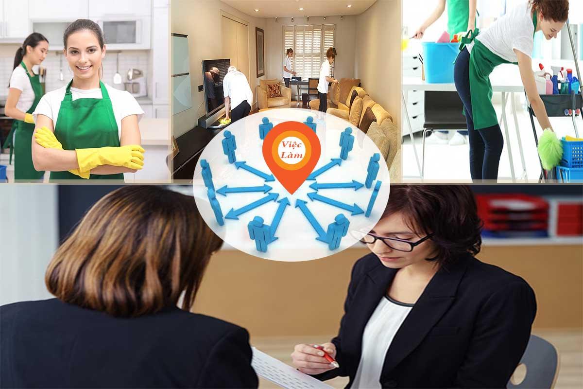 Sứ mệnh kết nối cho người tìm việc làm tại tphcm